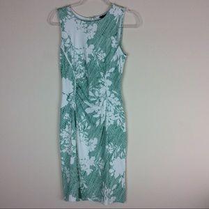Ann Taylor | Floral Print Dress